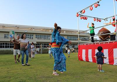 農楽盆踊り大会